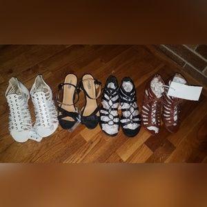 Summer Strappy Shoe Bundle